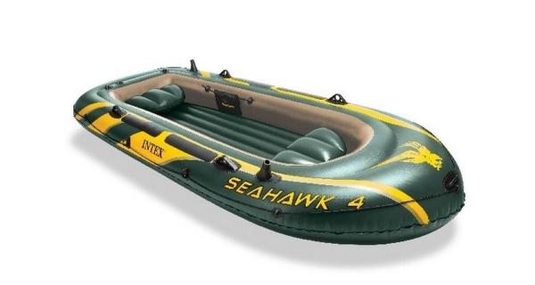 Nafukovací člun Seahawk 4 Set
