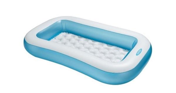 Nafukovací dětský bazén - modrý