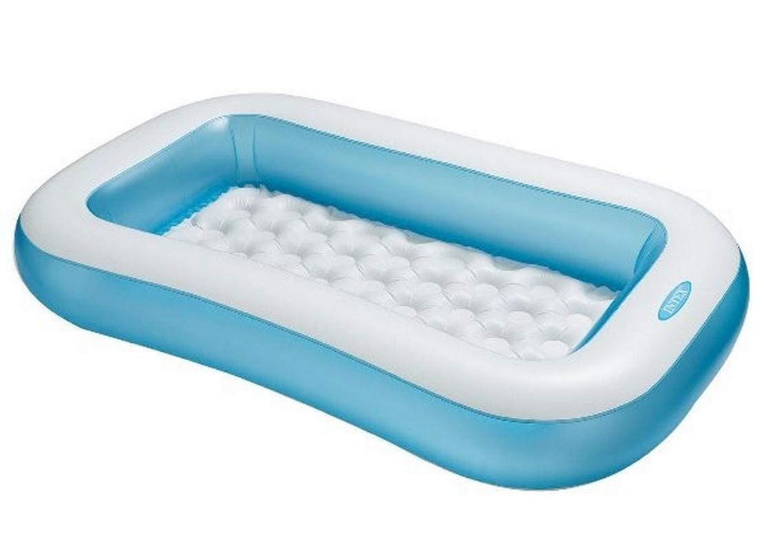 Marimex Nafukovací dětský bazén - modrý - 11630113