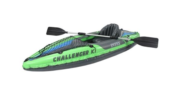 Nafukovací kajak Intex Challenger K1