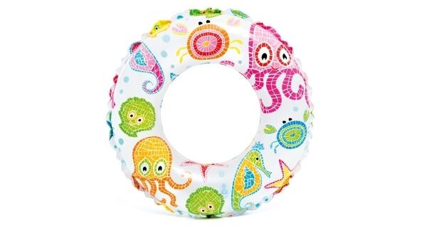Nafukovací kruh Color 51 cm - podmořský svět
