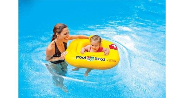 Nafukovací kruh Pool school
