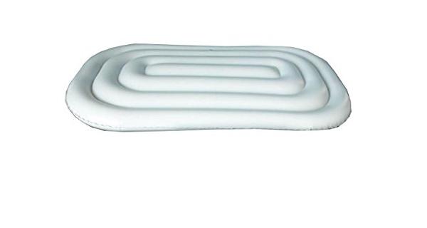 Nafukovací kryt k vířívkám Mspa  - pro obdélníkové vany