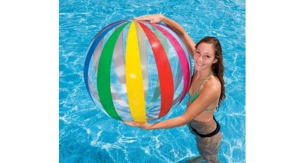Nafukovací míč 107 cm - jumbo