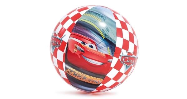 Nafukovací míč 61 cm - auta
