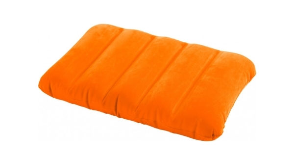 Nafukovací polštářek Intex Kidz - oranžový