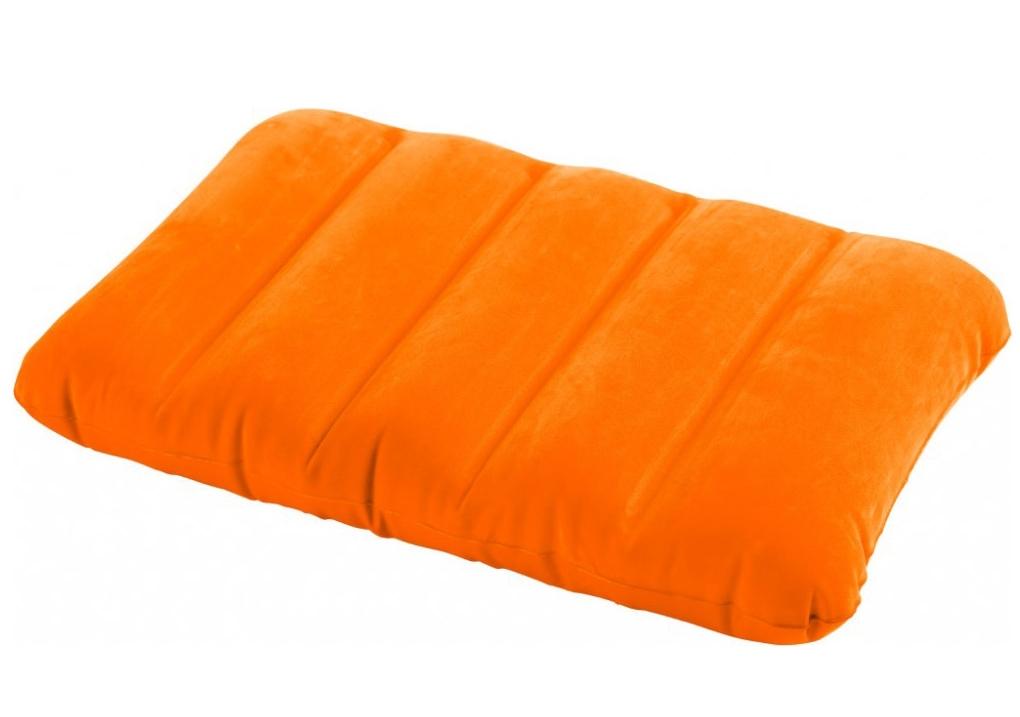 Intex Nafukovací polštář Kidz 43x28x9 cm - Oranžový