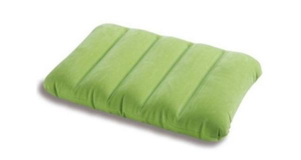 Nafukovací polštářek Intex Kidz - zelený