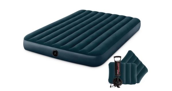 Nafukovací postel Intex Classic Queen Set