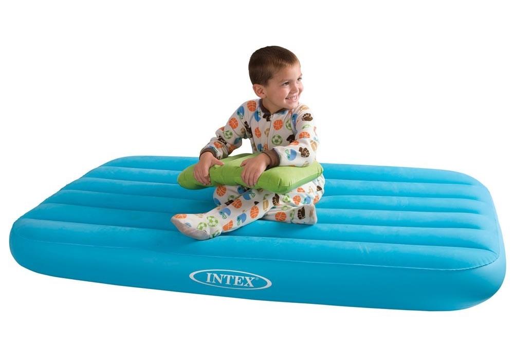 Intex Cozy Kids pro děti 88x157x18 cm 66801 - modrá