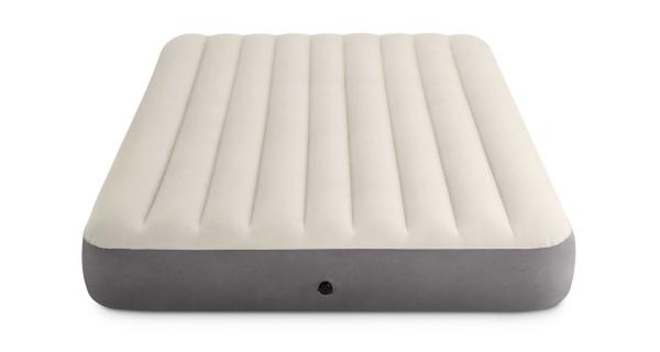 Nafukovací postel Intex Deluxe Queen