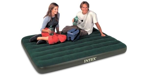 Nafukovací postel Intex Prestige Downy Full