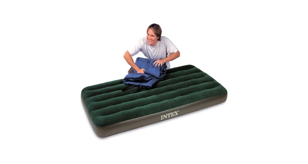 Nafukovací postel Intex Prestige Downy Twin