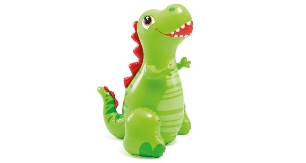 Nafukovací sprcha - Dinosaurus