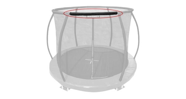 Náhradní díl kovové obruče pro trampolínu 305 cm Premium in-ground