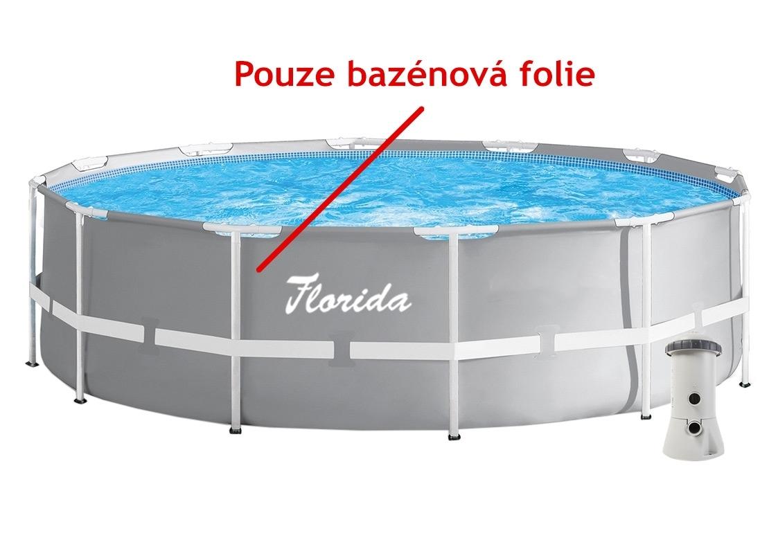 Marimex Náhradní folie pro bazén Florida 3,66 x 0,99 m (PRISM - šedá) - 10340211