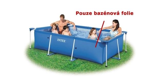Náhradní folie pro bazén Florida Junior 1,5 x 2,2 x 0,6 m