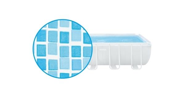 Náhradní folie pro bazén Tahiti/Florida Premium 2,0 x 4,0 x 1,0 m