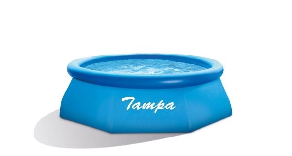 Náhradní folie pro bazén Tampa 2,44 x 0,76 m (mnohoúhelník)