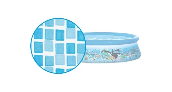 Náhradní folie pro bazén Tampa Ocean 3,05 x 0,76 m