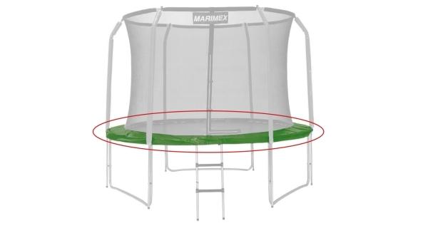 Náhradní kryt pružin pro trampolínu Marimex 305 cm - zelený