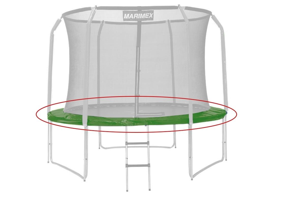 Marimex Náhradní kryt pružin pro trampolínu Marimex 305 cm - zelený - 19000636