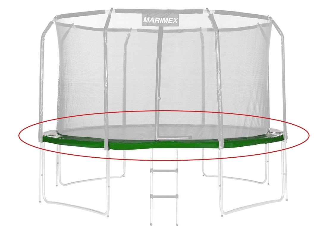 Marimex Náhradní kryt pružin pro trampolínu Marimex 366 cm - zelený - 19000637