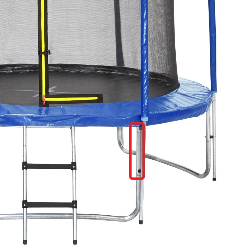 Marimex Náhradní nástavec na nohu pro trampolínu Marimex 244 cm - 19000519