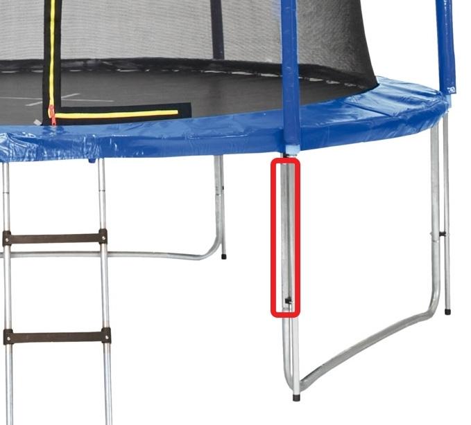 Marimex Náhradní nástavec na nohu pro trampolínu Marimex 305 cm - 19000520