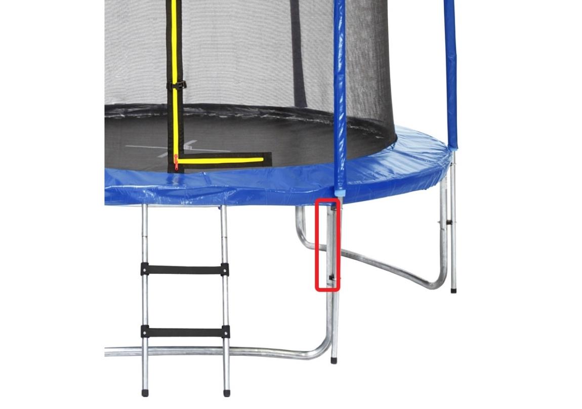 Marimex Náhradní nástavec na nohu pro trampolínu Marimex 366 cm a větší - 19000629