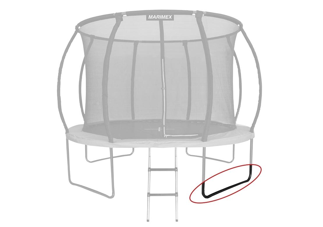 Marimex Náhradní noha ve tvaru U pro trampolínu Marimex Premium 305 cm - 19000733