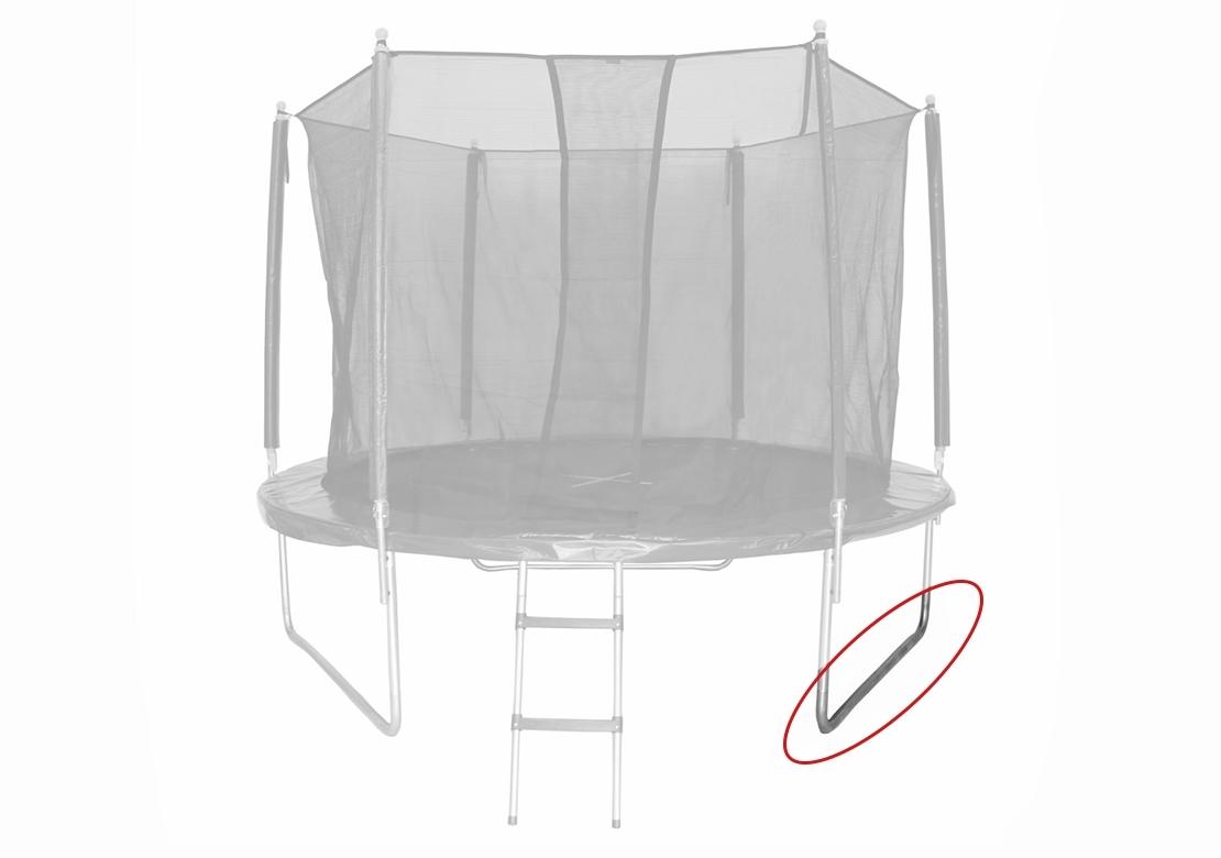 Marimex Náhradní noha ve tvaru U pro trampolínu Marimex Smart 305 cm - 19000669