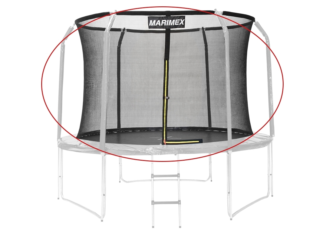 Marimex Náhradní ochranná síť pro trampolínu Marimex 305 cm - 19000570