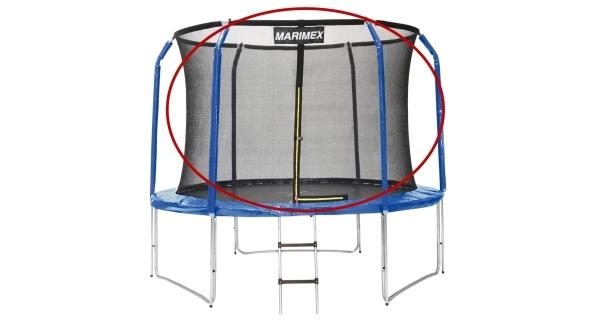 Náhradní ochranná síť pro trampolínu Marimex 305 cm