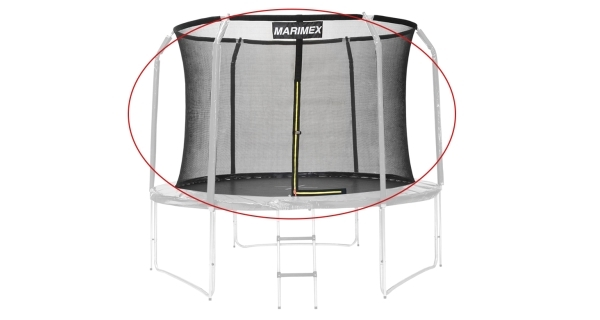 Náhradní ochranná síť pro trampolínu Marimex 396 cm