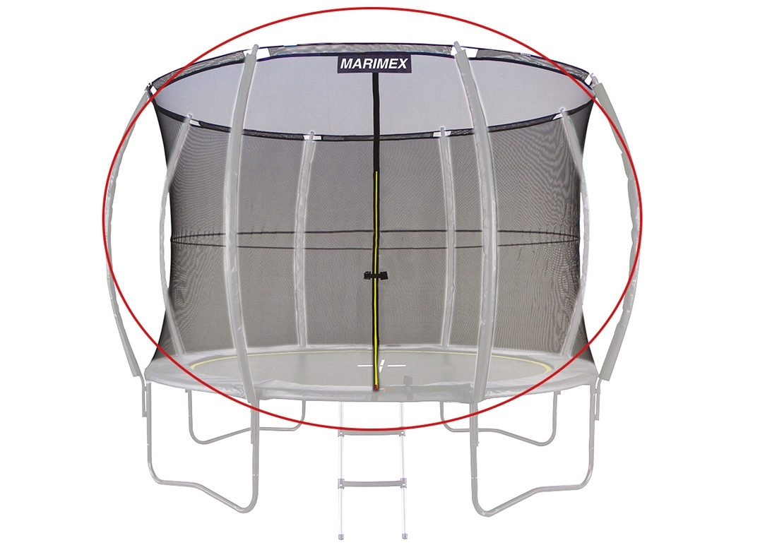 Marimex Náhradní ochranná síť pro trampolínu Marimex Comfort 366 cm - 19000212