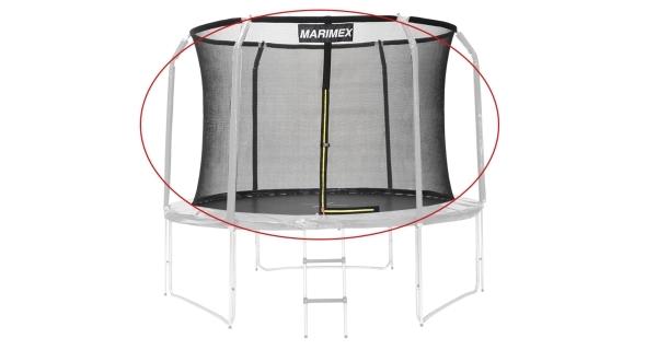 Náhradní ochranná síť pro trampolínu Marimex Plus 244 cm