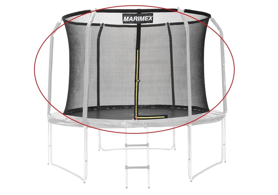 Marimex Náhradní ochranná síť pro trampolínu Marimex Plus 244 cm - 19000716