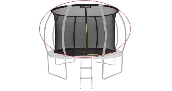 Náhradní ochranná síť pro trampolínu Marimex Premium 396 cm