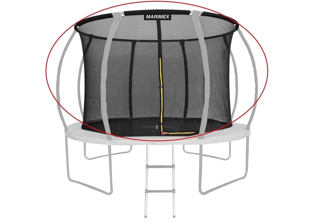 Marimex Náhradní ochranná síť pro trampolínu Marimex Premium 396 cm - 19000417