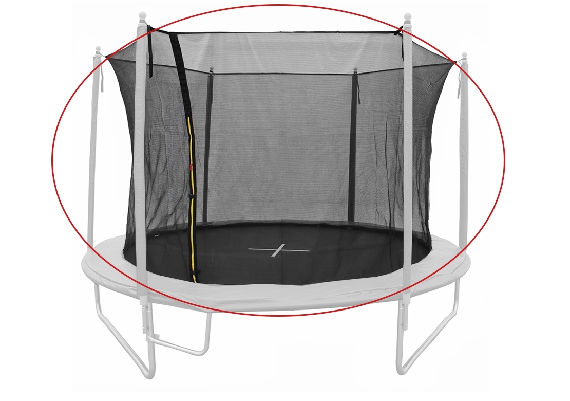 Marimex Náhradní ochranná síť pro trampolínu Marimex Smart 305 cm - 19000676