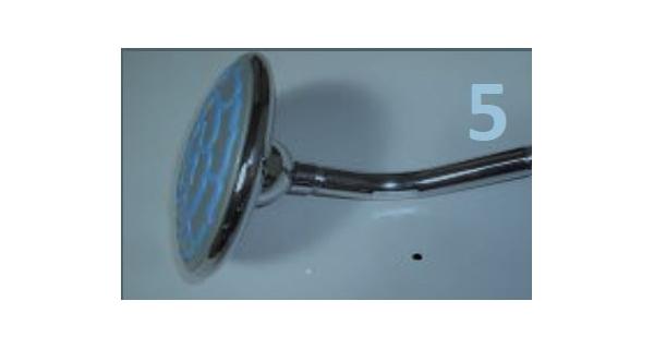 Náhradní sprchová hlava UNO 35 l
