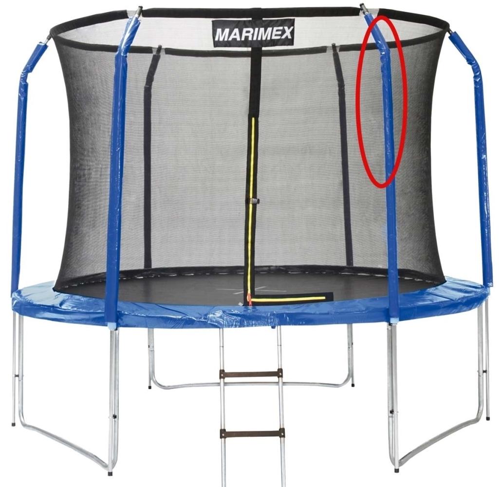 Marimex Náhradní stojna ochranné sítě pro trampolíny Marimex 305 cm (horní část) - 19000663