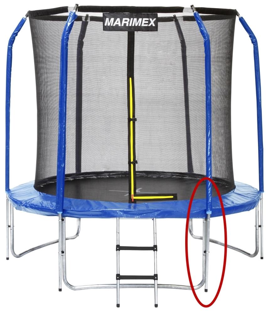 Marimex Náhradní stojna ochranné sítě pro trampolíny Marimex 366 cm (dolní část) - 19000655