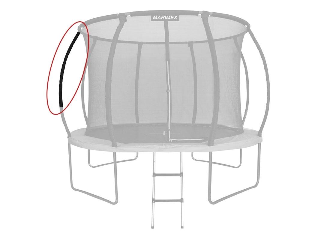 Marimex Náhradní stojna ochranné sítě pro trampolíny Marimex Premium (horní část) - 19000736