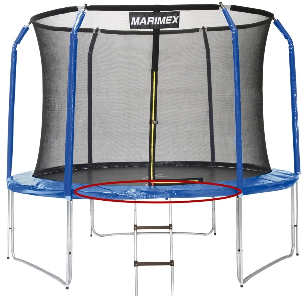Marimex Náhradní trubka rámu pro trampolínu Marimex 244 cm - 19000651