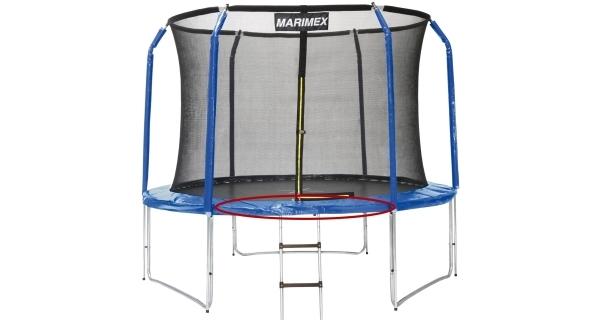Náhradní trubka rámu pro trampolínu Marimex 244 cm - model 2014/2015