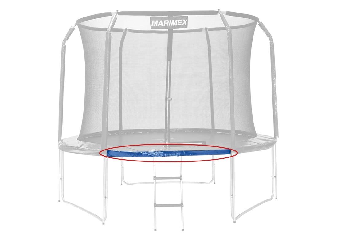 Marimex Náhradní trubka rámu pro trampolínu Marimex 244 cm - model 2014/2015-U - 19000633