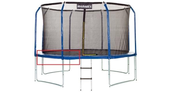 Náhradní trubka rámu pro trampolínu Marimex 366 cm - model 2014