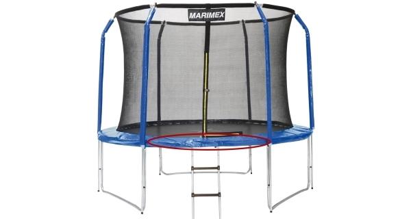 Náhradní trubka rámu pro trampolínu Marimex 366 cm - model 2014-U